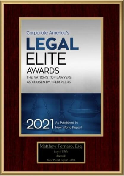 2021 Award Legal